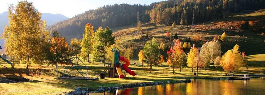 Scenic Views at the Sportcamp Woferlgut Campsite, Austria