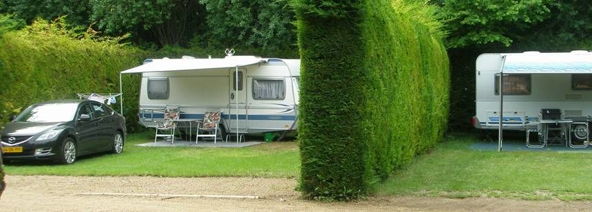 Water Sports Activities at the Le Clos Auroy Campsite, France