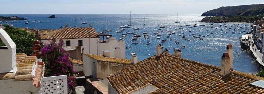 Picturesque Cadaques on the Costa Brava
