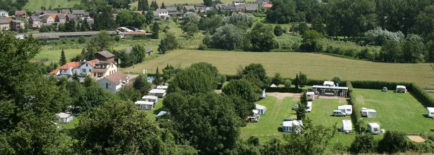 Camping Vinkenhof in a lovely countryside setting