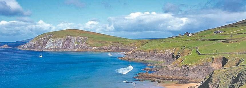 The Rugged Irish Coastline