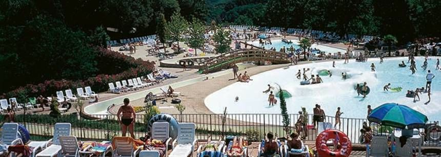 Water Sports and Facilities at the Norcenni Girasole Campsite, Italy
