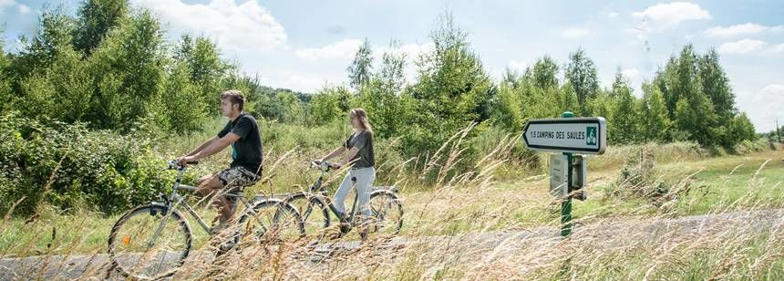 A great area for cyclists, with a network of over 300 miles of cycle paths linking some of the region's finest châteaux.