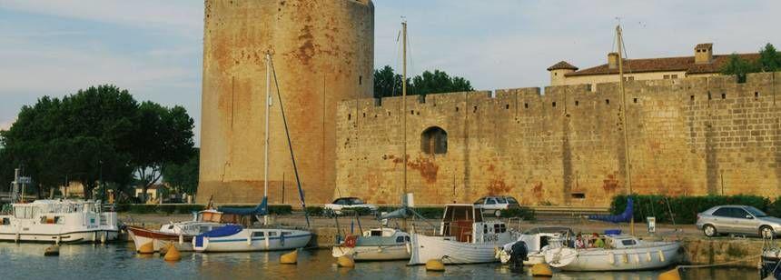 Historic City Near La Fleur De Camargue Campsite, France