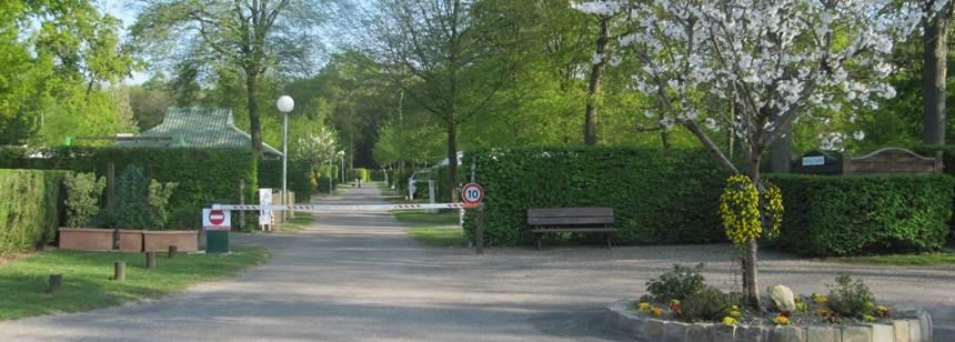 NOR01 | La Forêt| site entrance