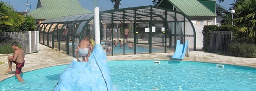 NOR01 | La Forêt| covered swimming pool