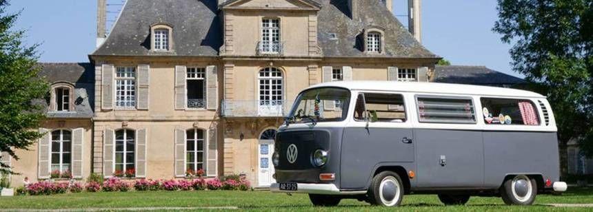The beautiful Château de Martragny, Normandy