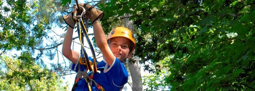 Adventure Activities at the Village L'Océan Breton Campsite, France
