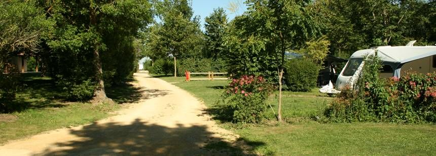 Scenic Walks Through the Vallée Des Vignes Rally, Campsite France