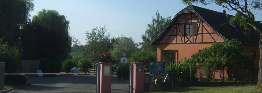 Portes d'Alscae entrance