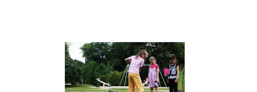 Mini Golf Petit Trainon