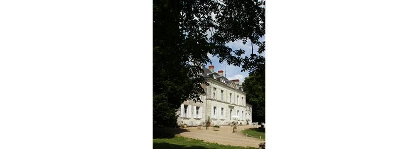 The château at Le Petit Trianon
