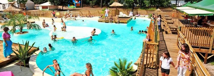 Lac de Sanguinet Pool