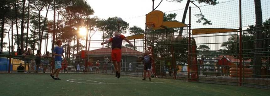 Plage Sud Multi Sports Area