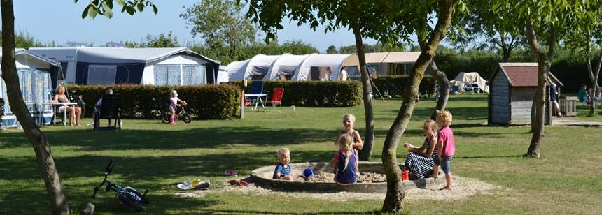 Camping Petrushoeve, Beesel, The Netherlands is great for young families.