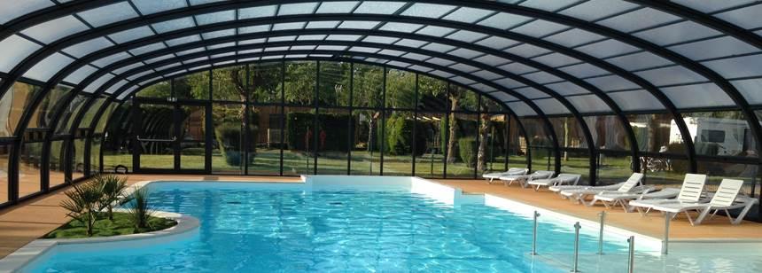 Riva Bella - Caen - new covered pool