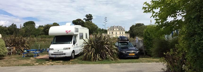 Pitches at Camping les Ecureuils, Loire Atlantique, France