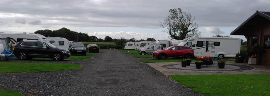 The site at Meadow View