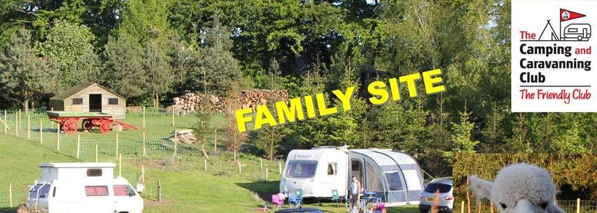 Aberford campsites