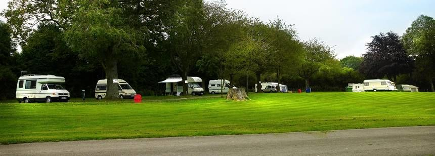 Campervan Pitches in the Forest of Dean With Christchurch Forest Campsite