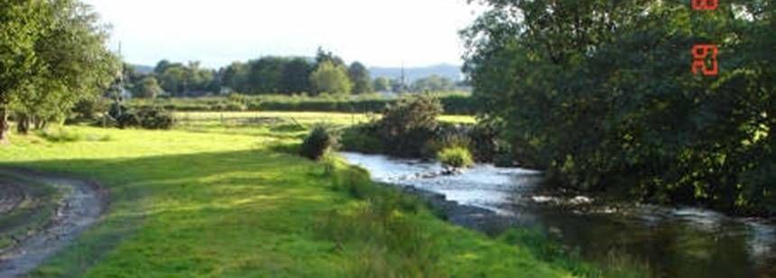 Stream at Bwch yn Uchaf