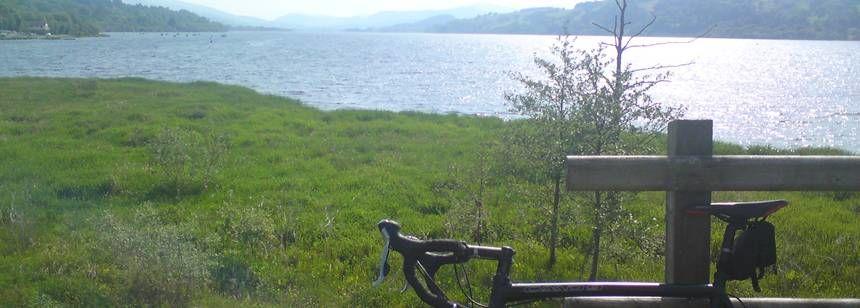 Scenic views at Bwch yn Uchaf