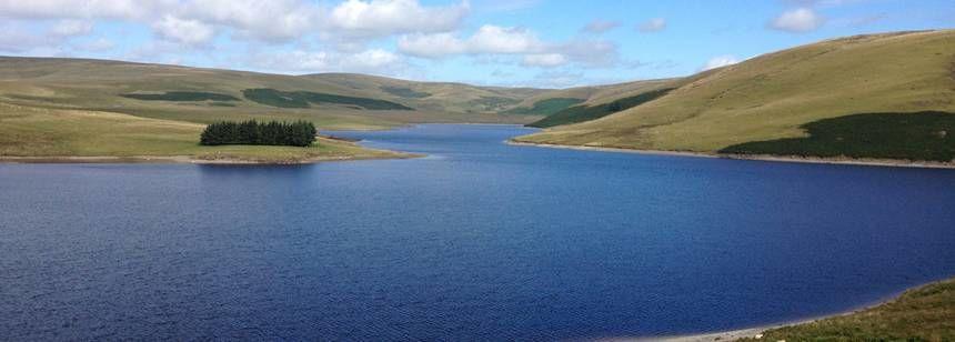 Craig Goch Reservoir Elan Valley
