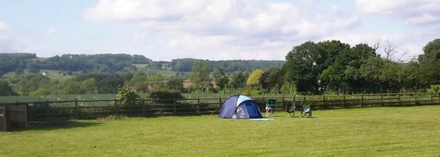 Camping at Sheephouse