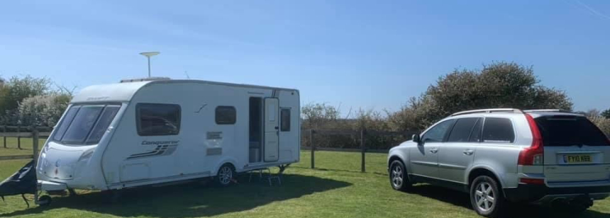 Units on site at Darcy Equestrian Ltd site