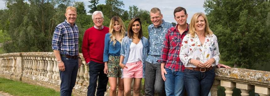 BBC Countryfile Live Camping and Caravanning Club