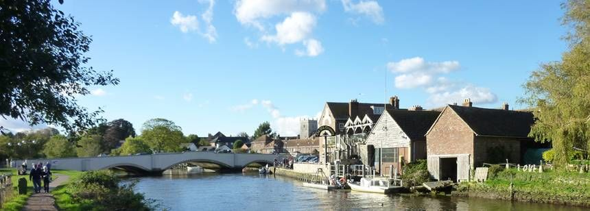 River Frome Wareham