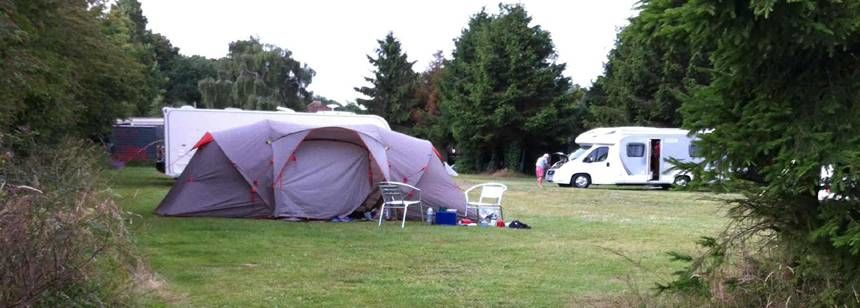 Black Lion Camping and Caravan Park