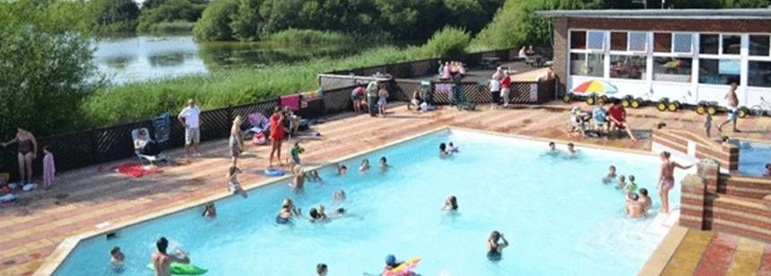 Swimming pools with slides west sussex type for Swimming pools with slides north west