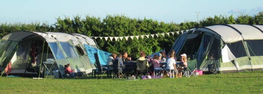 Camping fun