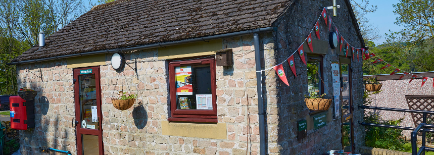 Grass Pitches Bakewell Camp Site Derbyshire