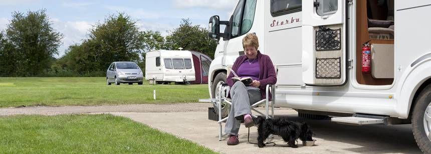 Boroughbridge campsite