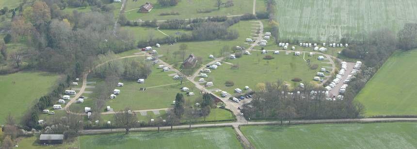 Hertford campsite