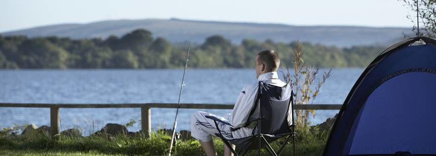Fishing in Loch Lomond