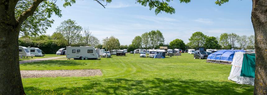 Sheriff Hutton campsite