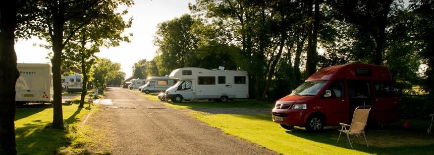Slingsby campsite
