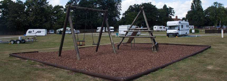 theobalds park play area