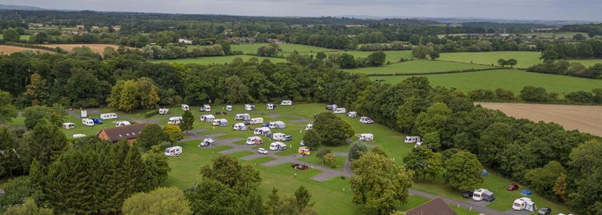 Blackmore Camping and Caravanning Club Site