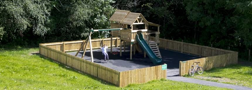 Culzean Castle play area