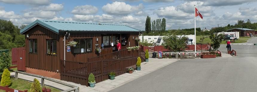 The Fantastic Facilities and Beautiful Surroundings of Conkers Camp Site, Derbyshire