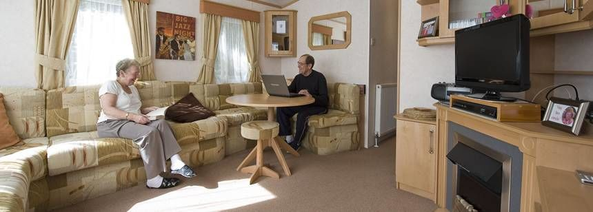 Add Some Luxury to Your Stay With one of the Self Catering Facilities at the Nairn Camp Site