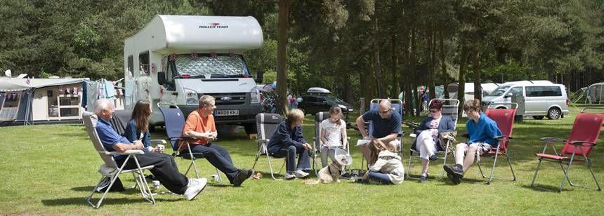 Sandringham campsite