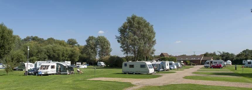 St Neots campsite