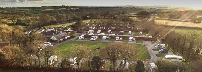 Tavistock campsite
