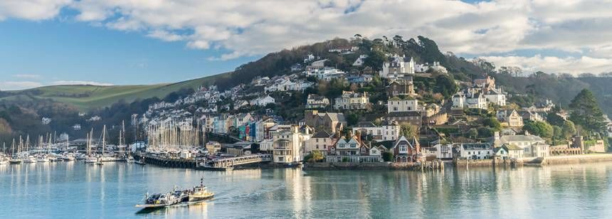 Dartmouth, kingswear