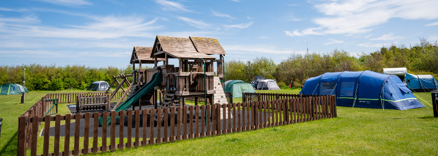 Beadnell bay play area
